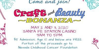Craft and Beauty Bonanza