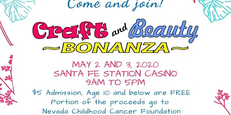 Craft and Beauty Bonanza tickets