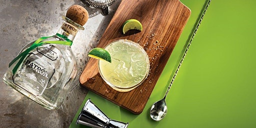 Bar Fiesta Featuring Patron