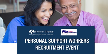 Personal Support Worker Recruitment Event tickets