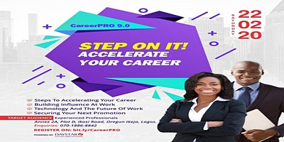 Step On It: Accelerate Your Career