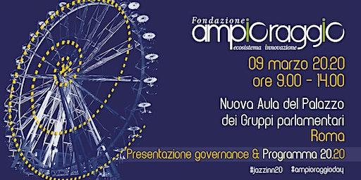 Fondazione Ampioraggio: presentazione governance e programma 2020