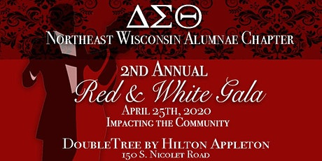 2nd Annual Red and White Gala tickets