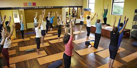 Beginners Yoga Course (6 weeks) starts Feb 24 tickets