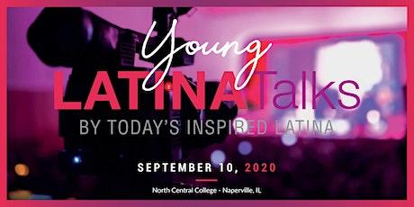 Young LATINATalks 2020 tickets