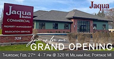 Jaqua Realtors Commercial Building Grand Opening
