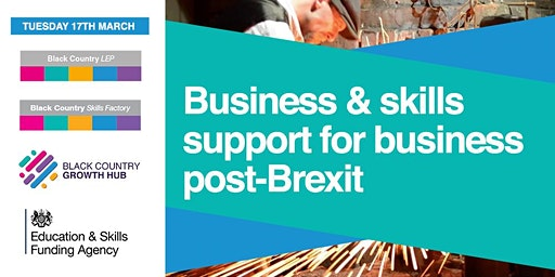 Business & Skills support for Business post-Brexit | Black Country LEP