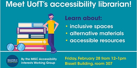 Building Inclusive Library Spaces tickets