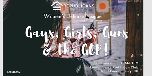 Log Cabin Republicans 4G Event