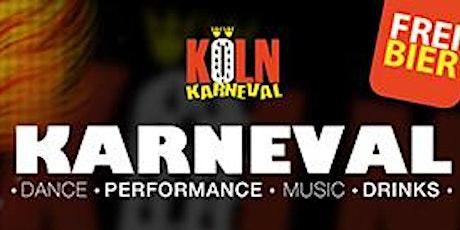 Köln Karneval 2020 im Einundfünfzig Tickets
