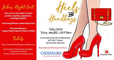 Heels & Handbags - Ladies' Night Out Benefiting Compassion House