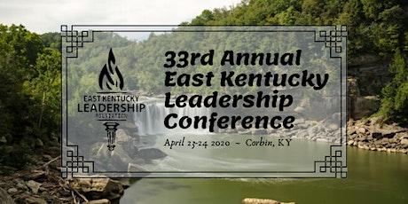 2020 East Kentucky Leadership Conference | Corbin, KY tickets