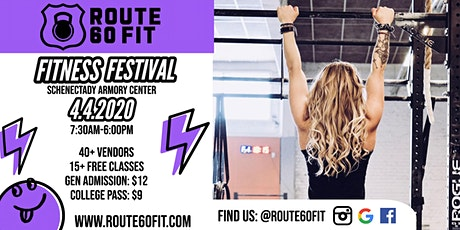 ROUTE 60 FIT tickets