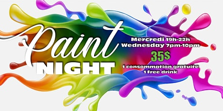 April Paint Night @ Grey Rock Casino tickets