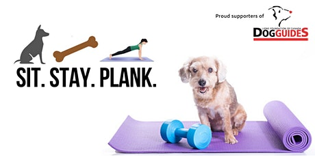 Sit. Stay. Plank. tickets