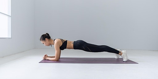 Foundational Movement - Pilates (Thursday Evenings)