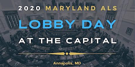 2020 Maryland ALS Lobby Day tickets