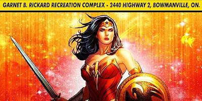 Bowmanville ComiCon  March 1 2020    Comic Con