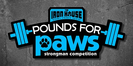 Pounds for Paws Strongman Competition tickets