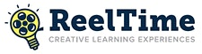 ReelTime CLE (Creative Learning Experiences) logo