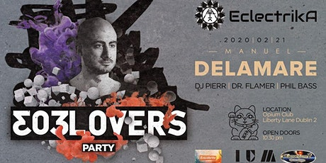 303 Lovers/Manuel De La Mare @ Opium Club tickets