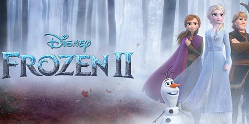 Frozen II (2019) - Night 1 - Community Cinema