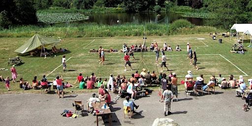 Intercommunities Volleyball Tournament