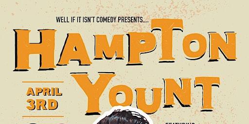Hampton Yount Live