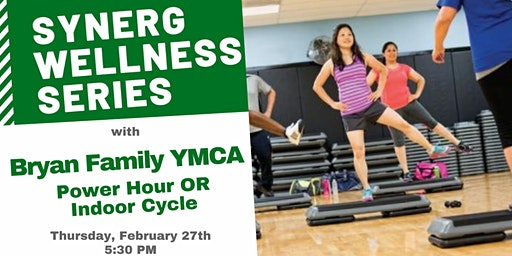 synerG Wellness Series: Bryan Family YMCA