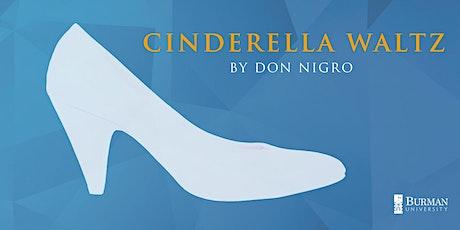 Cinderella Waltz tickets