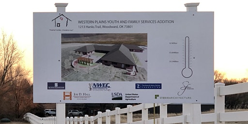 Western Plains Youth & Family Services Groundbreaking Ceremony