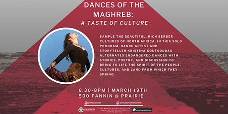 Dances of the Maghreb: A Taste of Culture tickets