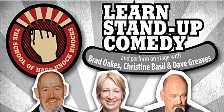 Learn stand-up comedy in Melbourne this April with Christine Basil tickets