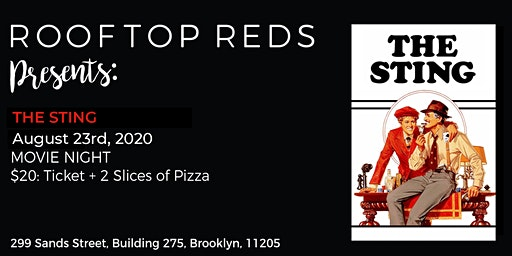 Rooftop Reds Presents: The Sting