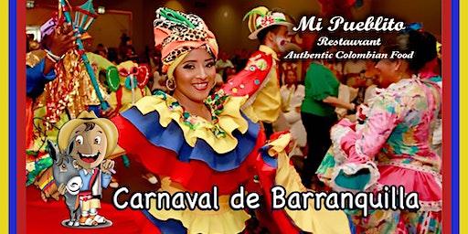 Sábado de Carnaval en Mi Pueblito Katy