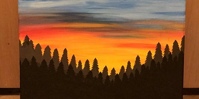 Paint Night at Koru