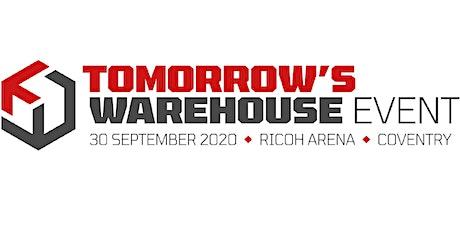 Tomorrow's Warehouse tickets