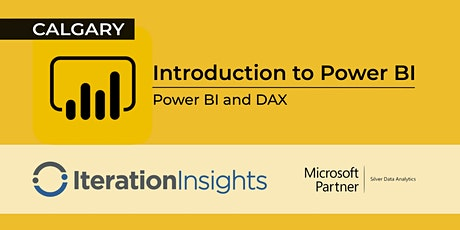 HANDS DOWN THE BEST Introduction to Power BI and DAX - Calgary 2 Day tickets