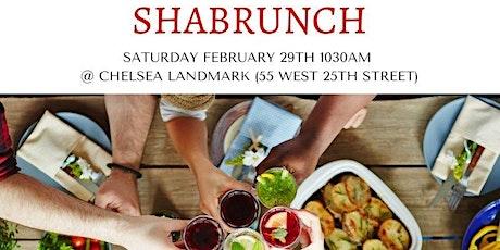 Shabrunch Shabbat Services and Social tickets