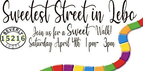Sweetest Street in Lebo tickets