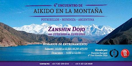 4º  Encuentro de Aikido en la Montaña entradas
