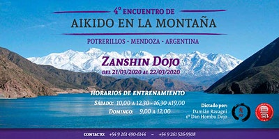 4º  Encuentro de Aikido en la Montaña