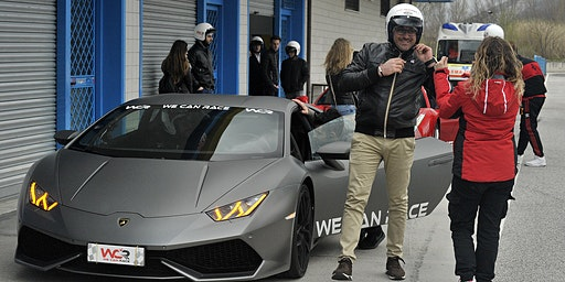 Guida una Ferrari & una Lamborghini, al Circuito di Pomposa  a Ferrara [FE]