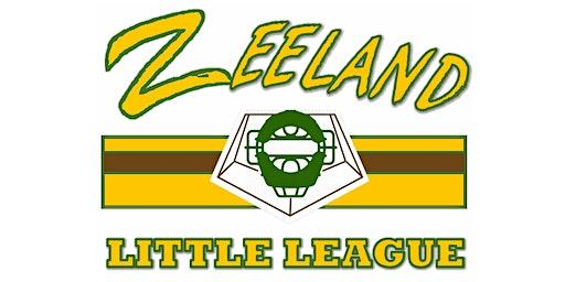 Zeeland Little League Parent Meeting