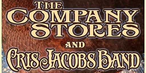 The Company Stores & Cris Jacobs Band w Vintage Pistol