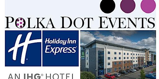 Polka Dot Express Social Network