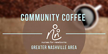 Community Coffee | Greater Nashville Area tickets