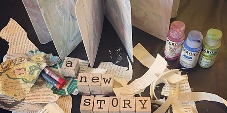 Create a New Story: Altered Book Workshop tickets