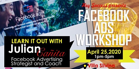 Facebook Ads Workshop in Baguio City tickets