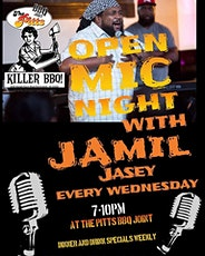 The Pitts Open Mic W/ Jamil Jasey tickets